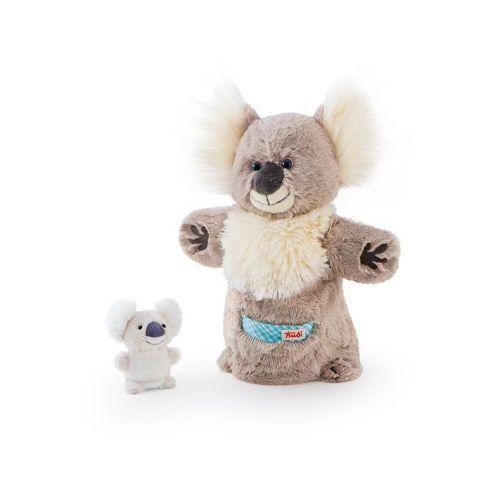TRUDI Pacynka Koala z maleństwem (pacynka, kukiełka)