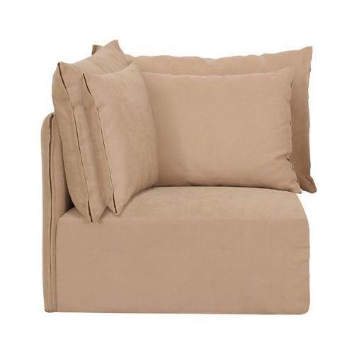 Dune Nowoczesna Sofa Element Narożnikowy Beżowy 88cm - 9000-170010