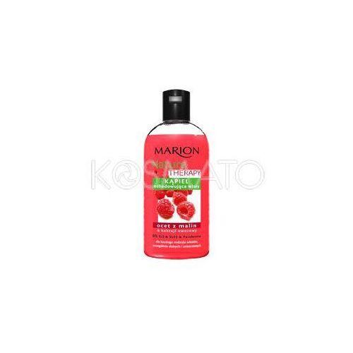 Produkt z kategorii- pozostałe kosmetyki do włosów - Marion Nature Therapy Kąpiel odbudowująca, 130 ml