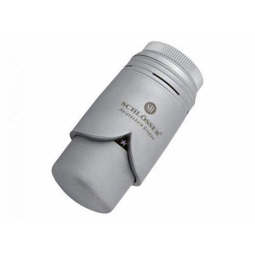 Brillant SH (biała - chrom) - Głowica termostatyczna