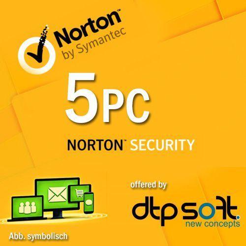 Norton Security 2015 1 Użytkownik, 5 Urządzeń - oferta (05c44e7887c564ad)