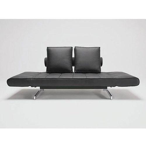 Sofa Ghia czarna 582  743020582-743020-0-2, INNOVATION iStyle