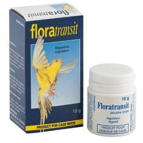 EUROWET Floratransit preparat dla układu trawiennego u ptaków ozdobnych 10g