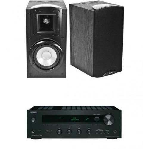 Artykuł ONKYO TX-8050 + KLIPSCH B20 z kategorii zestawy hi-fi