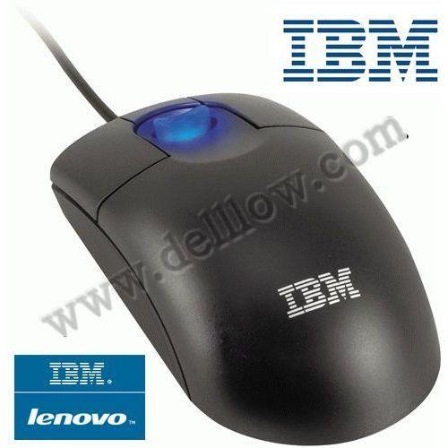 Mysz optyczna IBM Model MO09BO Używana z kat.: myszy, trackballe i wskaźniki