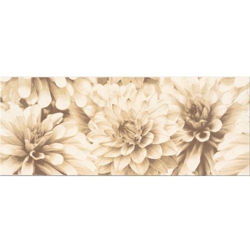 Oferta BUGI CREAM INSERTO FLOWER 20X50 (glazura i terakota)