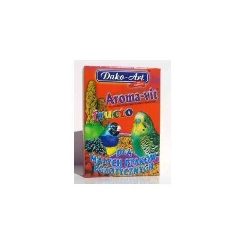 DAKO ART aroma vit fructo 500G dla ptaków śpiewających, Dako-Art