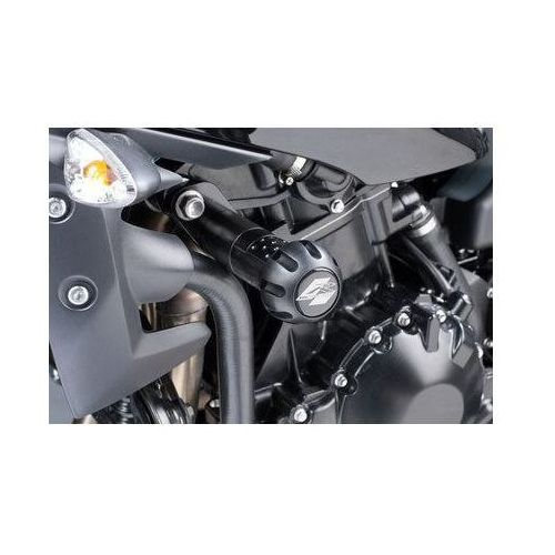 Puig y PUIG Triumph Speed Triple; 2011-2014 (czarne)   TRANSPORT KURIEREM GRATIS z kat. crash pady motocyklowe