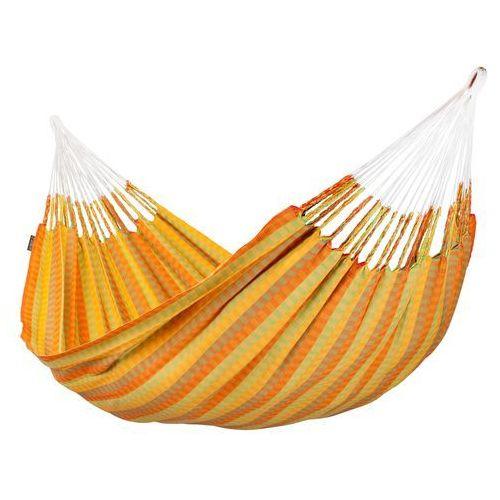 Hamak podwójny La Siesta Carolina citrus, produkt marki Produkty marki La Siesta