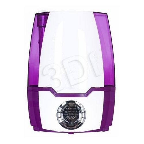 Ultradźwiękowy nawilżacz powietrza Hyundai HUM770 (Biały/purpurowy) z kategorii Nawilżacze powietrza