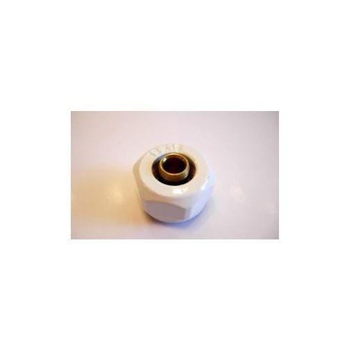 Vario term Złączka zaciskowa zacisk do rury pex 16x3/4 biała