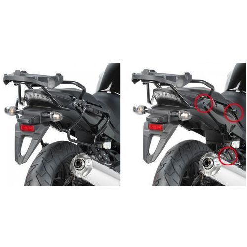 Givi PLXR208 Stelaż pod kufry boczne Monokey do Honda CBF1000 - oferta [159d60235505c54b]
