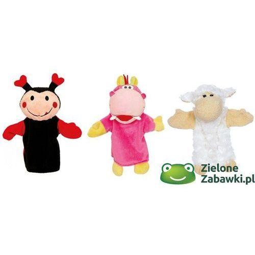 Oferta Biedroneczka, hipcio i owieczka - zestaw pacynek na dłoń, 4215-small toot, teatrzyki kukiełkowe (pacynka, kukiełka)