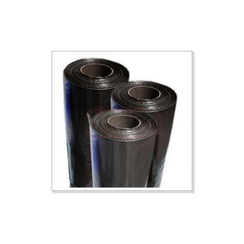 Folia budowlana COMBUD czarna ATEST PE 5m x 4m / 0,2 mm (izolacja i ocieplenie)