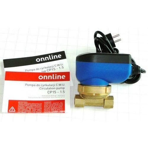 Towar Onnline pompa cyrkulacyjna CP 15-1,5 kod 16593420 z kategorii pompy cyrkulacyjne
