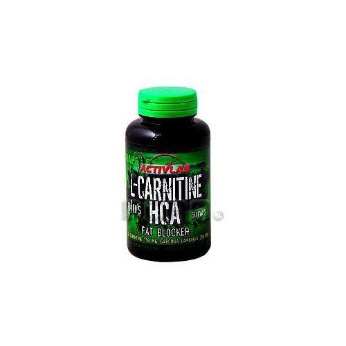 L-Carnitine Plus HCA 50kaps.