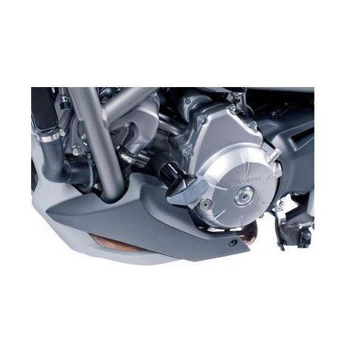 Puig y Honda NC700 S/X; 2012-2013 (czarne) | TRANSPORT KURIEREM GRATIS z kat. crash pady motocyklowe