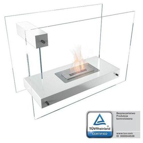 30046832 Biokominek Linate biały z certyfikatem TÜV - oferta [05abd8aa5fa3e5a1]