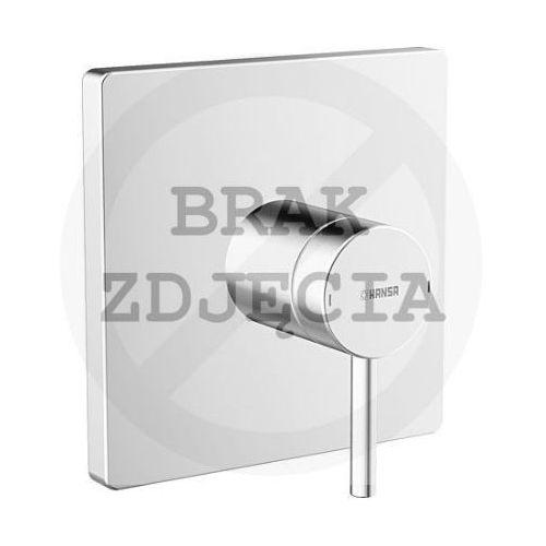 Produkt z kategorii- pozostałe artykuły hydrauliczne - HansaDesigno- element zewnętrzny biały- 41109578