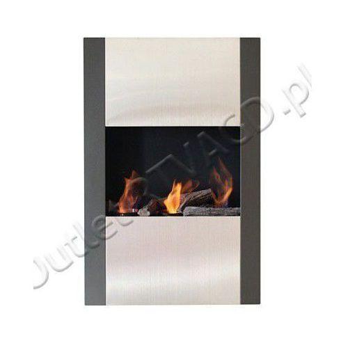 Biokominek PURLINE CAF06SS / etanol / regulowany płomień / stali nierdzewnej - oferta [05af477e47059576]