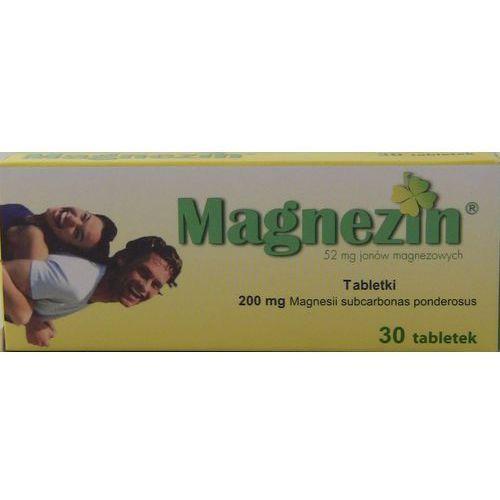 [tabletki] Magnezin 0,2g x 30 tabl.