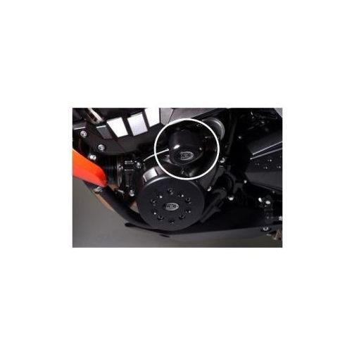 R&G Racing Crash Pady - AERO - KAWASAKI Z1000 '07- () z kat. crash pady motocyklowe