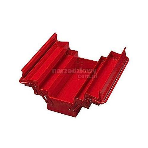 Towar z kategorii: skrzynki i walizki narzędziowe - TENGTOOLS Skrzynka narzędziowa model TC540