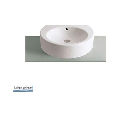 Produkt z kategorii- pozostałe artykuły hydrauliczne - Umywalka ścienna 56 Happening Roca (A32756200M)