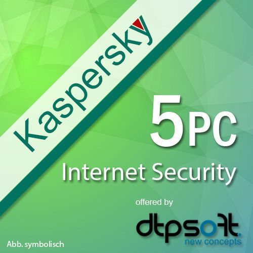 Kaspersky Internet Security 2015 ENG 5 PC/12 Miec ESD - oferta (9506e209f1f2d3ab)