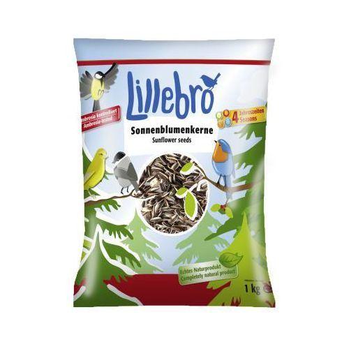 Ziarno słonecznika - 1 kg, Lillebro