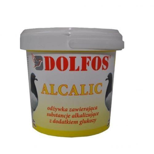 DG Alcalic odżywka dla gołębi z dodatkiem glukozy 1kg, Dolfos
