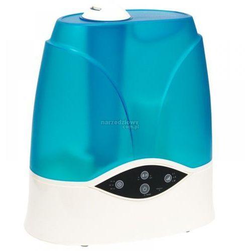 Towar z kategorii: osuszacze powietrza - DEDRA Ultradźwiękowy nawilżacz powietrza 6l z jonizatorem DA-N60 DESCON (produkt wysyłamy w 24h)