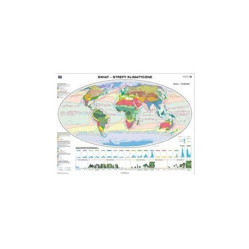 Świat. Strefy klimatyczne. Elementy klimatu. , produkt marki Nowa Era