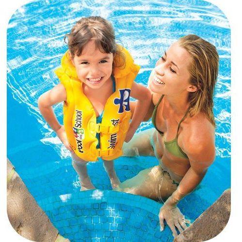 Kamizelka asekuracyjna do nauki pływania dla dzieci 58660 Intex z kategorii kamizelki i pasy ratunkowe