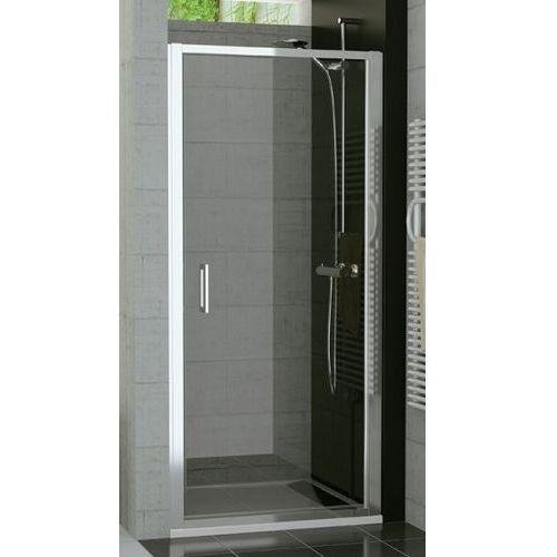 SANSWISS TOP-LINE drzwi jednoczęściowe 90 TOPP09005007 (drzwi prysznicowe)