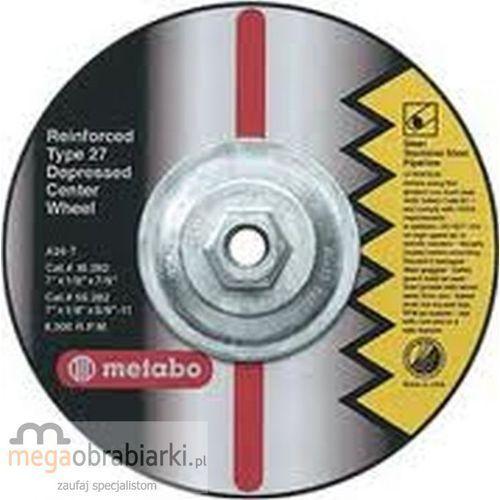 Oferta METABO Tarcza tnąca do rur 180 mm (10 szt) Flexiamant Super ZA 24-T wypukła RATY 0,5% NA CAŁY ASORTYMENT DZWOŃ 77 415 31 82