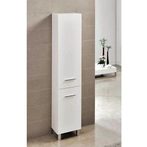 Produkt z kategorii- regały łazienkowe - ELITA CALPE 35 Słupek prawy biały 20052