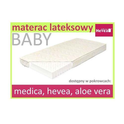 Produkt HEVEA MATERAC LATEKSOWY BABY 130X70