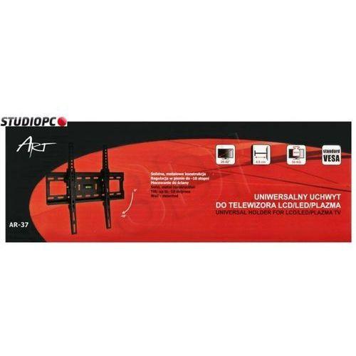 ART AR-37 + Odbiór w 650 punktach Stacji z paczką!, towar z kategorii: Uchwyty i ramiona do TV