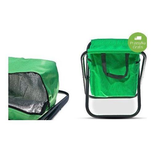 Krzesło wędkarskie z torbą termiczną - sprawdź w Groupon Shopping