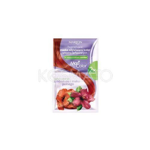 Produkt z kategorii- pozostałe kosmetyki do włosów - Marion Mari Color Odcienie Czerwieni, 2 x 20 ml
