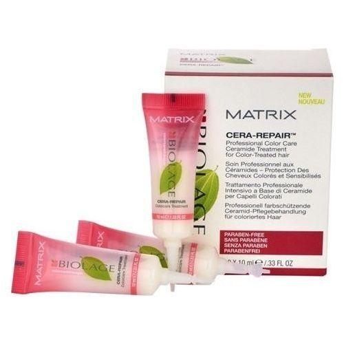 Matrix Biolage Color Care Ceramide Treatment 10x10ml W Odżywka do włosów farbowanych - produkt z kategorii- odżywki do włosów