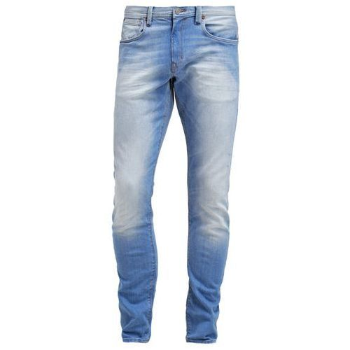 edc by Esprit Jeansy Slim fit light blue - produkt z kategorii- spodnie męskie