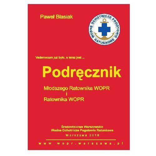 Produkt Podręcznik młodszego ratownika WOPR i ratownika WOPR