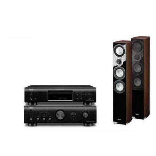 Artykuł DENON PMA-720 + DCD-720 + MAGNAT QUANTUM 677 z kategorii zestawy hi-fi