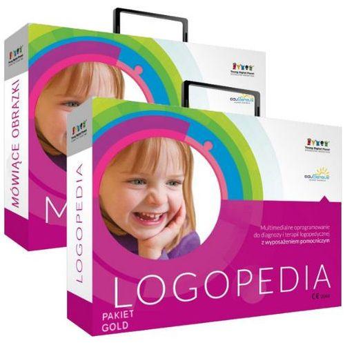 Produkt z kategorii- pozostałe oprogramowanie - Pakiet: Logopedia pakiet GOLD + Mówiące Obrazki