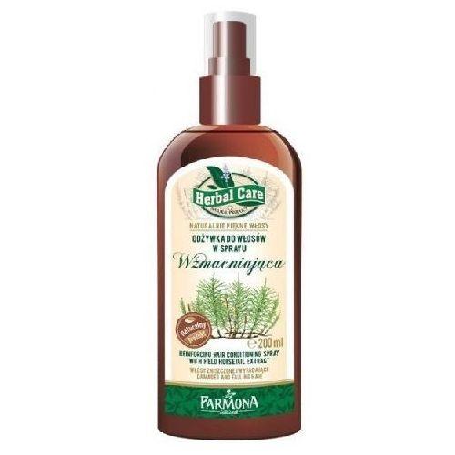 FARMONA HERBAL ODŻYWKA DO WŁOSÓW W SPRAYU SKRZYP-WZMACNIAJĄCA - produkt z kategorii- odżywki do włosów