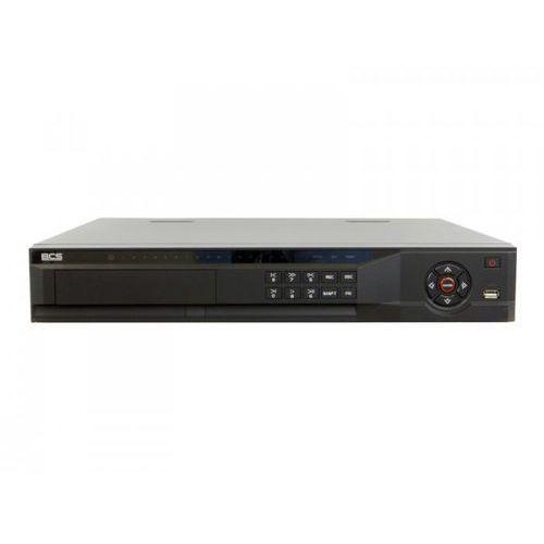 BCS-NVR16045M-P Rejestrator sieciowy IP 16 kanałowy z wbudowanym switchem 16x PoE