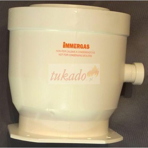 Immergas Podstawa koncentryczna (Ø80/125) z odprowadzaniem kondensatu z kategorii Pozostałe ogrzewanie