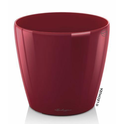 Donica Lechuza Classico czerwona scarlet red 60   70, produkt marki Produkty marki Lechuza